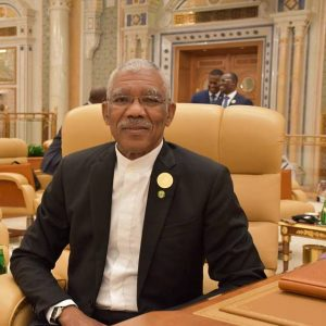 His Excellency Brigadier David Granger President of the Cooperative Republic of Guyana