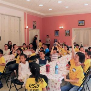 Students eager to question the Ambassador /Photo provided by Embassy of Guyana