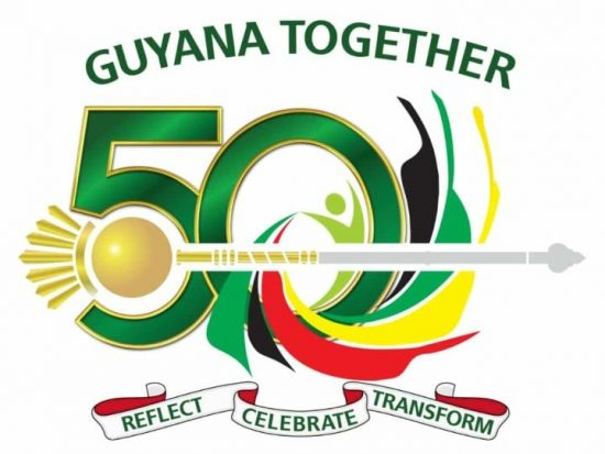 Image result for guyana 50th